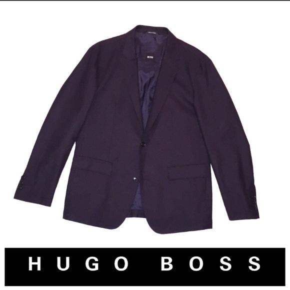 Hugo Boss Blazer - Super Soft Cotton Blend